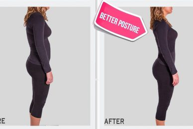 Posture-Before & After
